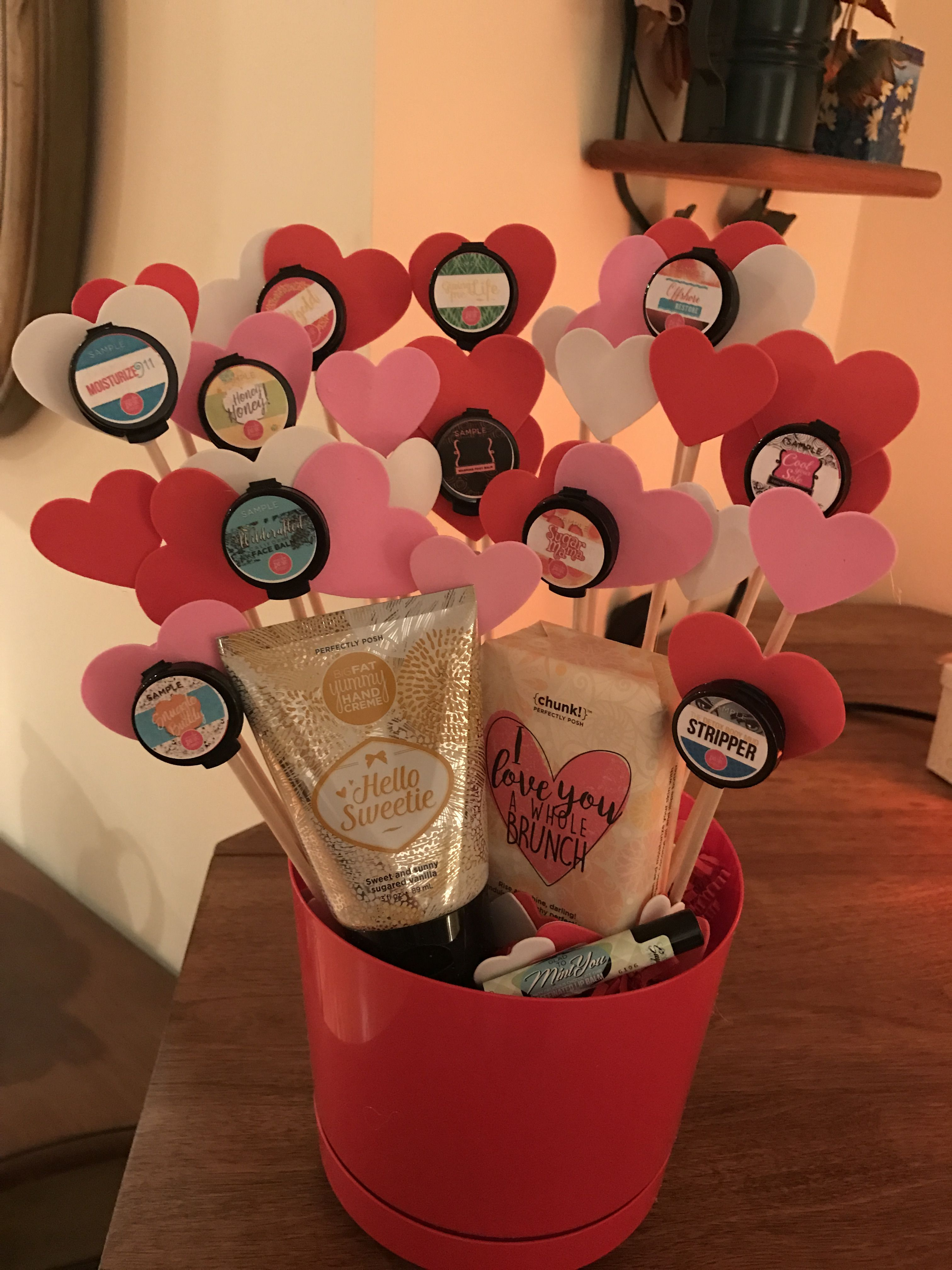 Valentine S Day Gift Basket Giveaway Perfectly Posh In 2018