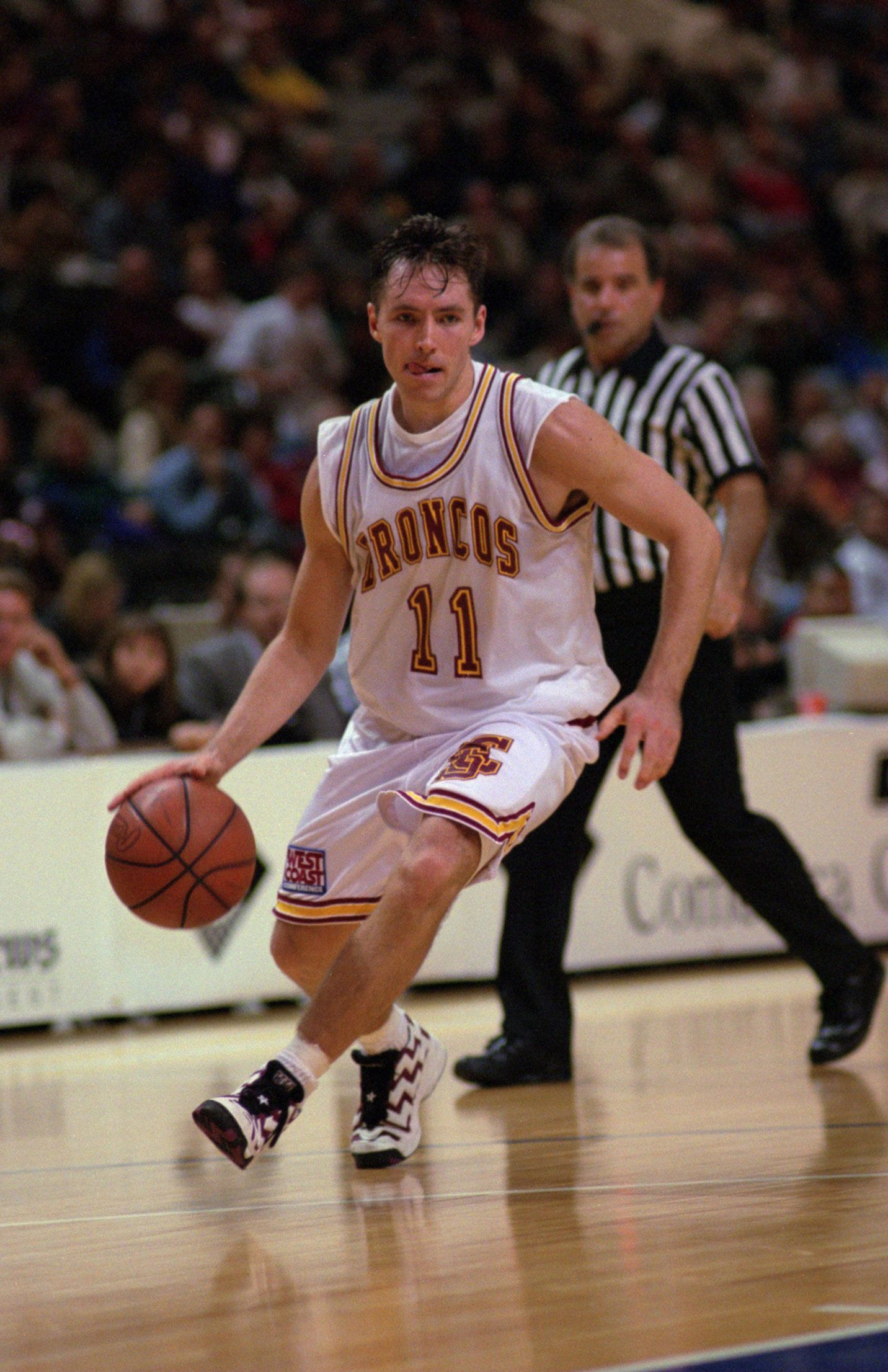 NBA stars when they were in college Nba stars, College