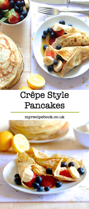 Pancakes perfect for pancake day recipe crpes pancakes and easy crepe style pancakes taste delicious and are easy to make at home with this simple recipe ccuart Gallery