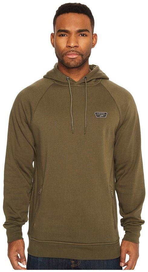 5d0e76422bec1b Vans Storm Raglan Fleece Pullover Men s Fleece