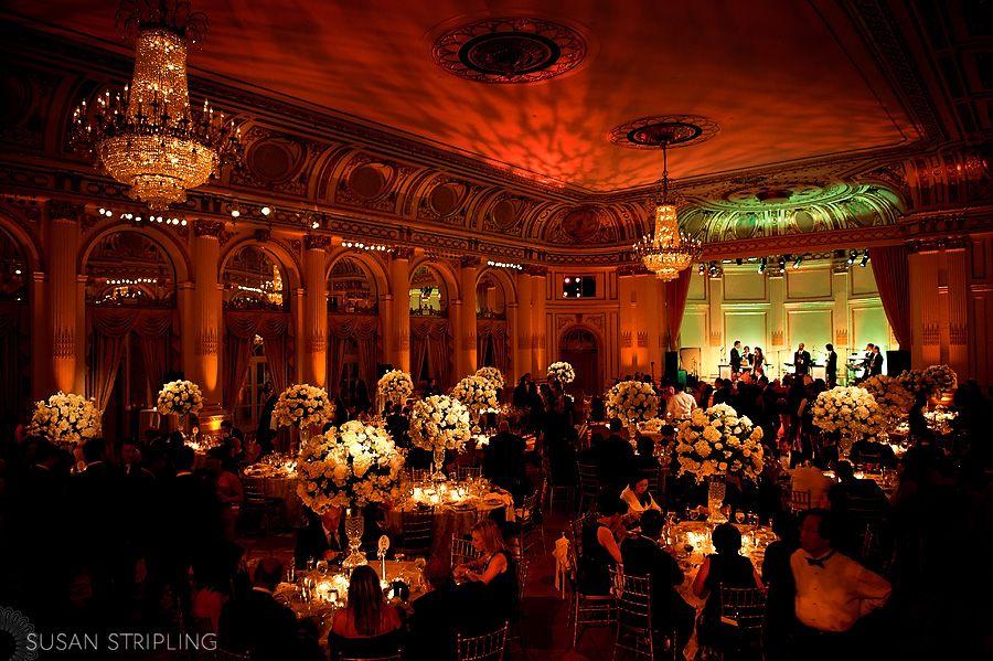the plaza wedding A Manhattan Wedding Venue www