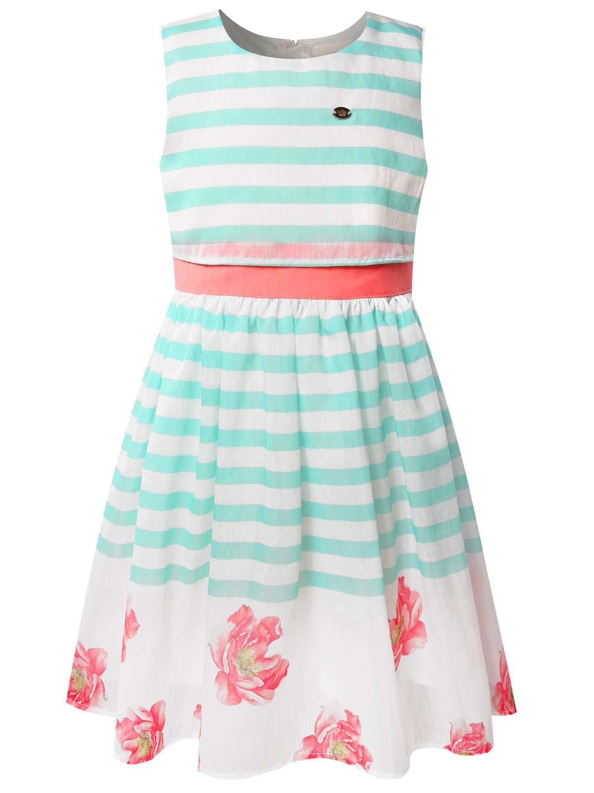Bonny Billy Girls Summer Dress Elegant Pleated Clothes For Kids 3t 11t You Can Find More Details By Visiti Girls Dresses Summer Girly Dresses Summer Dresses [ 1600 x 1200 Pixel ]