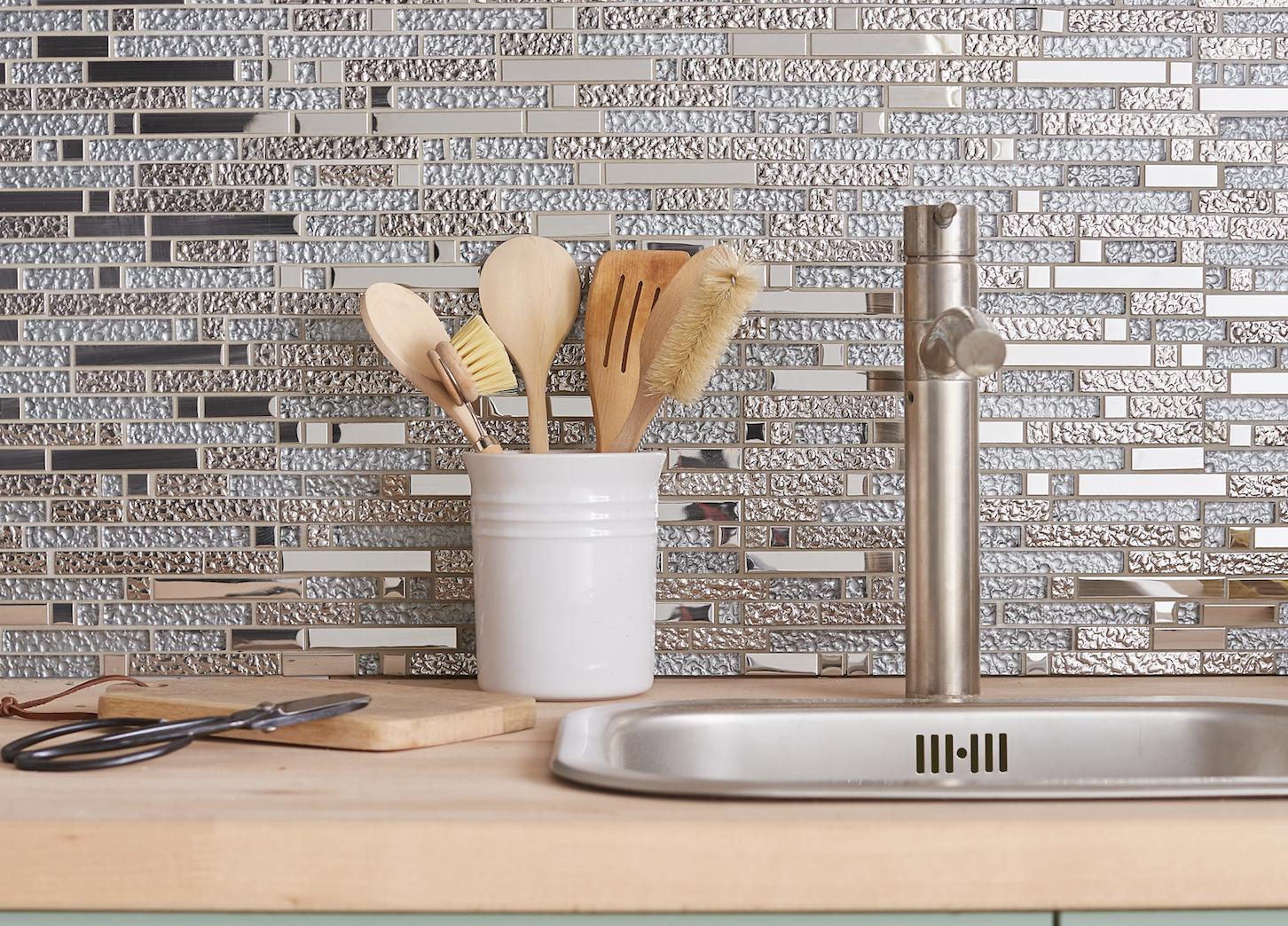 Design Idee Deco Cuisine Mosaique