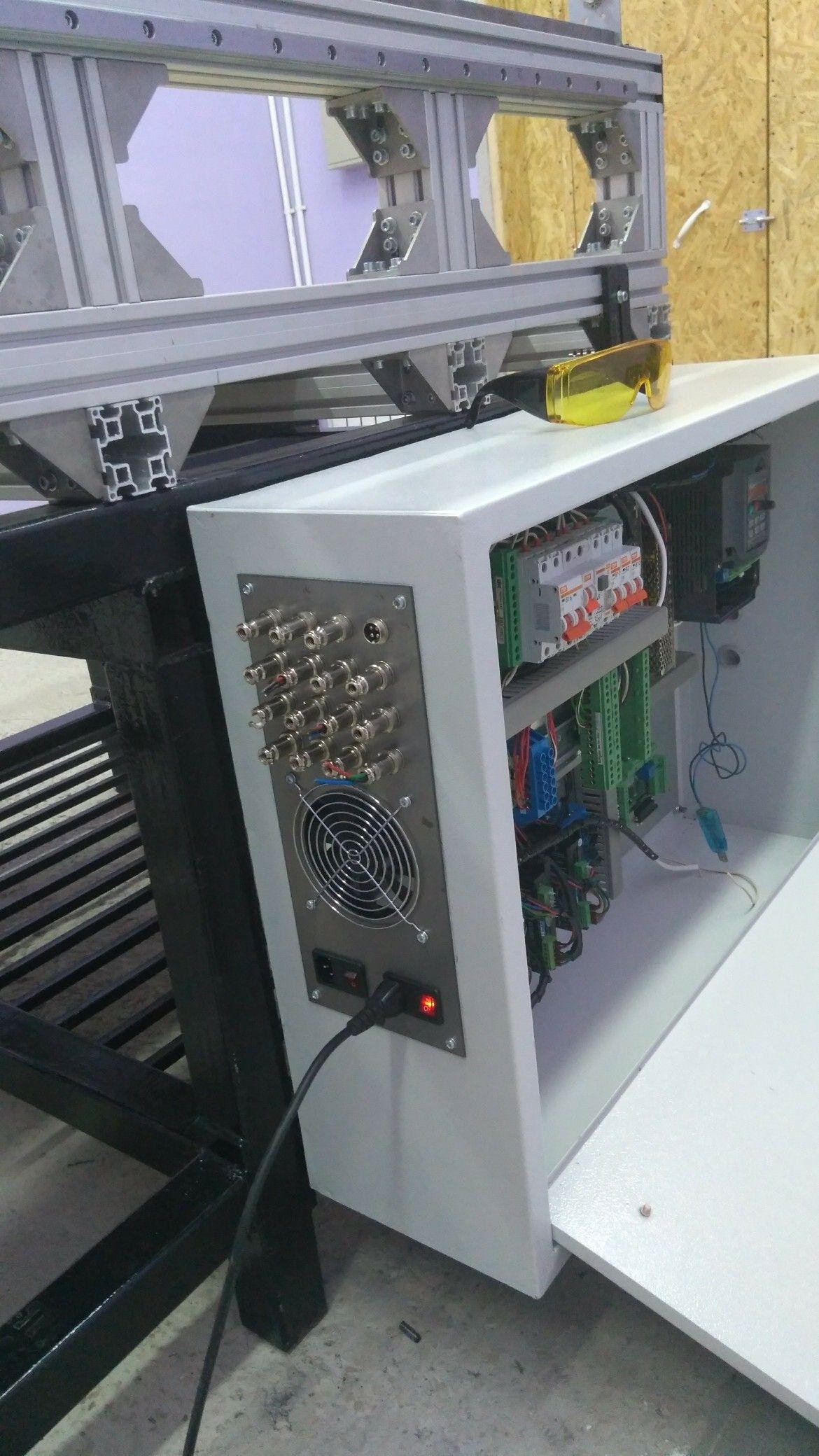 Pin De Stan Khalipa Em Selvox Cnc Build Log Projetos Cnc Cnc Painel De Ferramentas