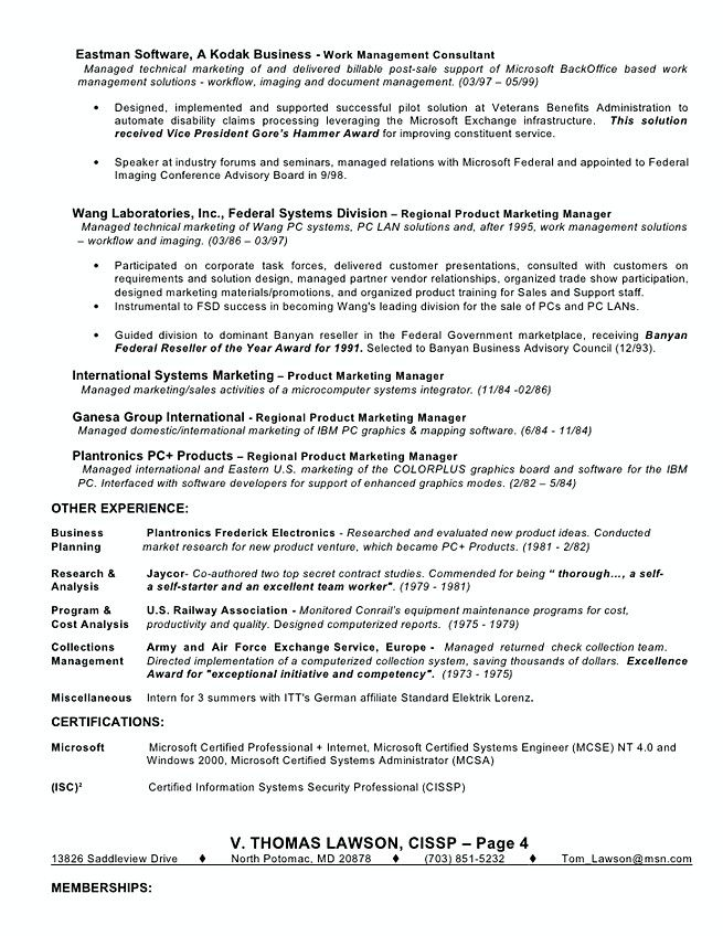Identity And Access Management Resume Template  Identity And