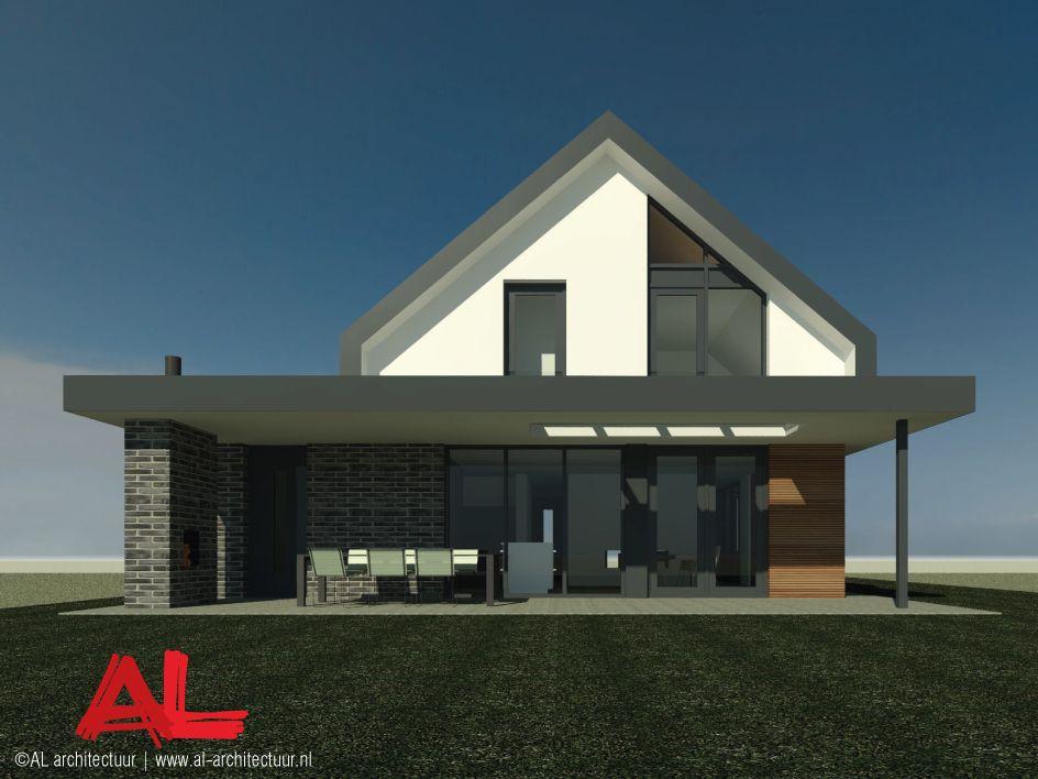AL architectuur - Schuurwoning in Aalsmeer | AL Architecten BNA ...