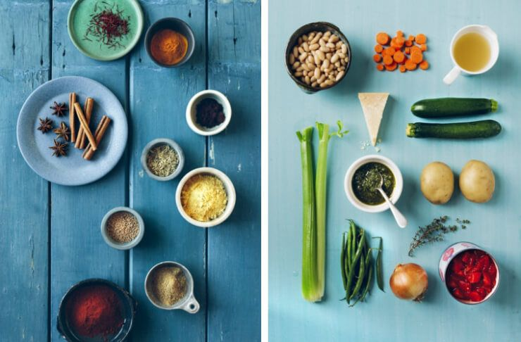 Mouth watering food photography by eva kolenko with