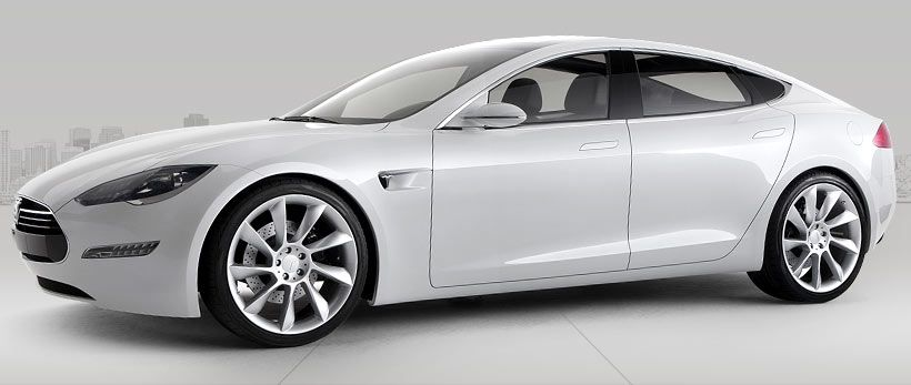 Fully Electric Sedan From Tesla How I Love Thee