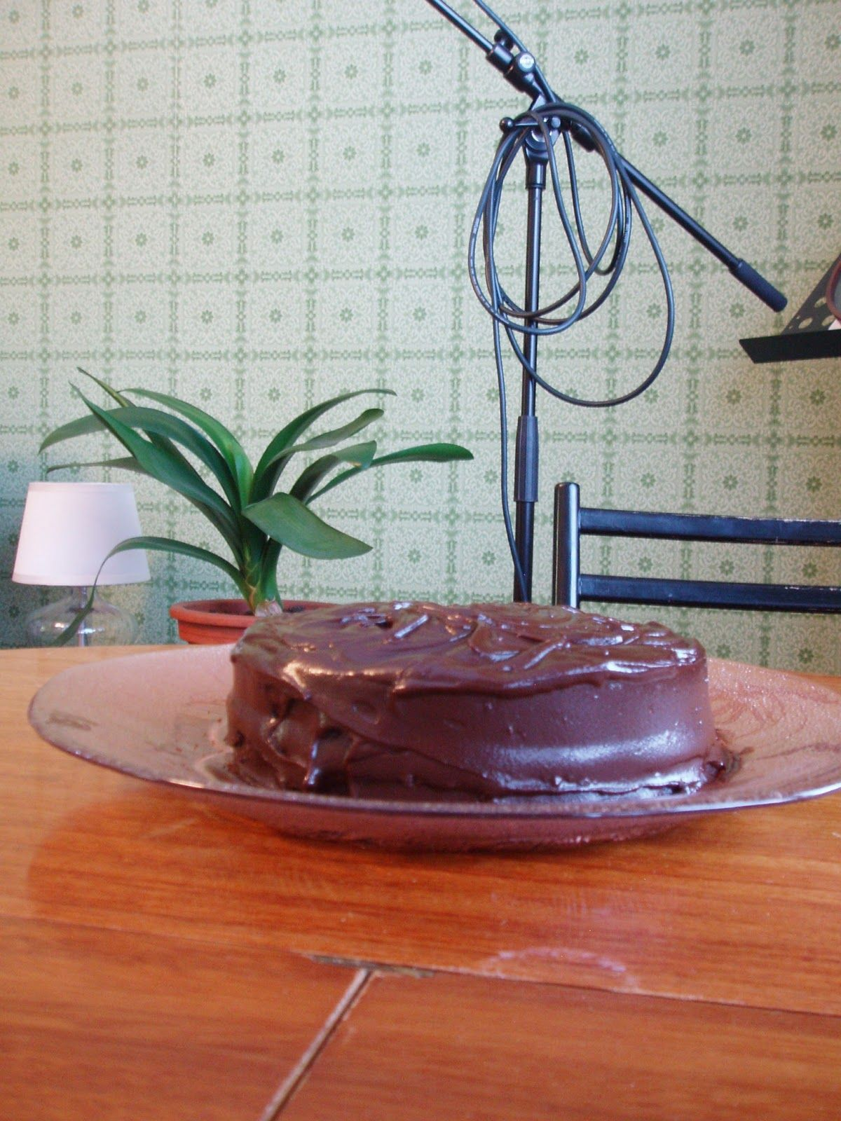 KirsikkaLeipurin luona: Paholaisen suklaakakku
