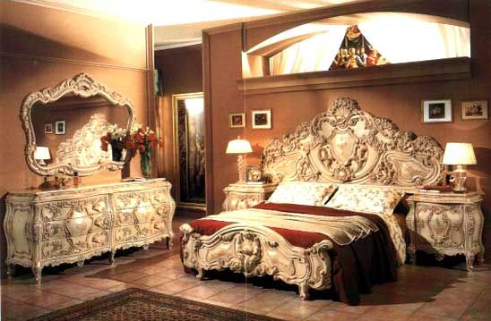 4 ideas for a romantic bedroom | Royal bedroom, Bedrooms and Victorian