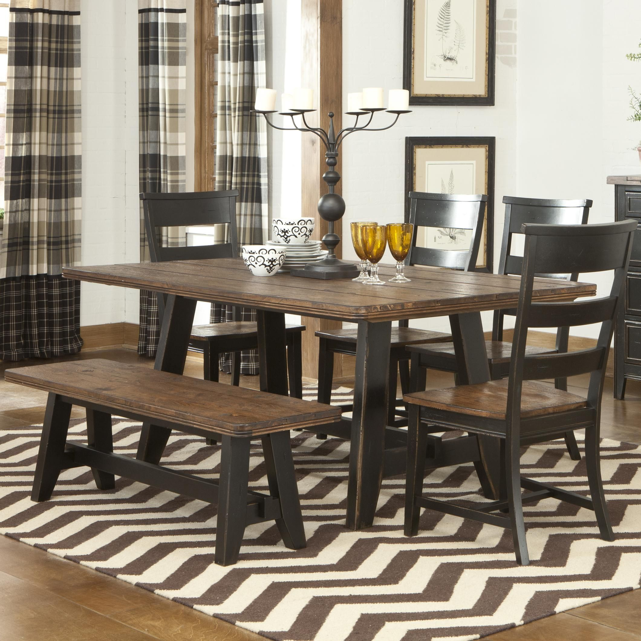 Representation Of Dining Room Sets Target Table Bench