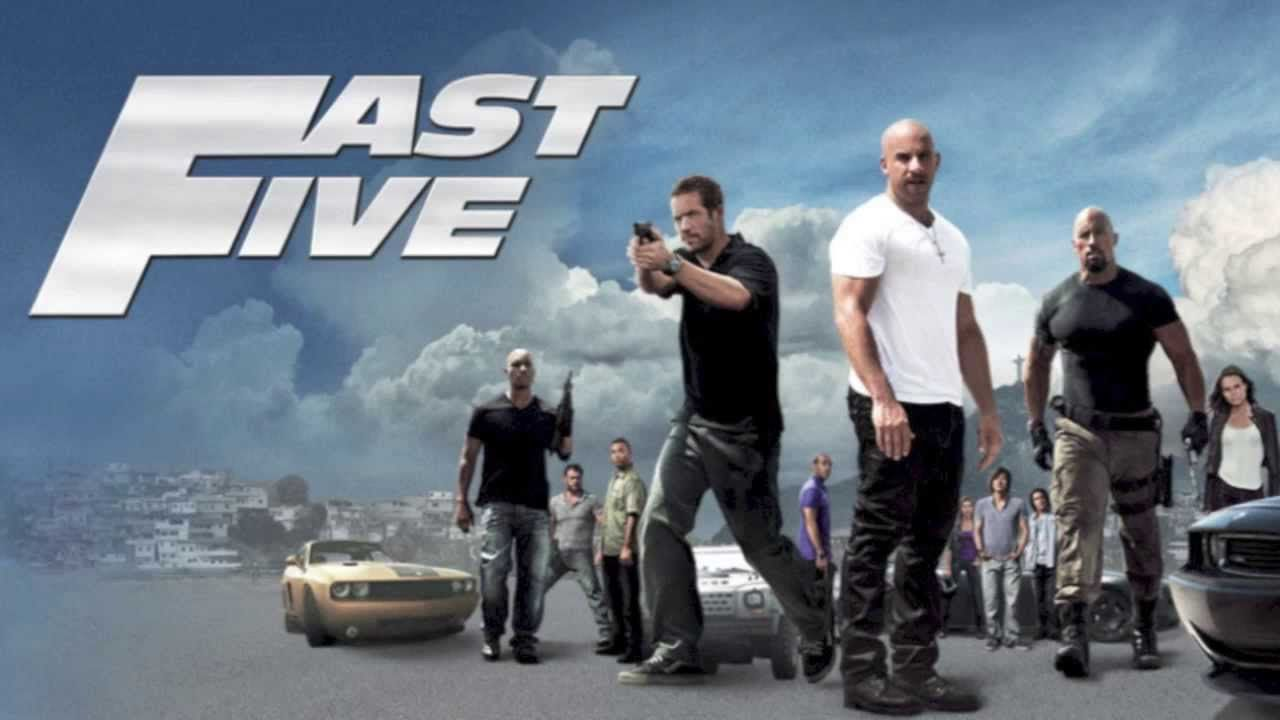 Fast 5 end song Danza Kuduro   Fast five, Furious movie, Fast and furious