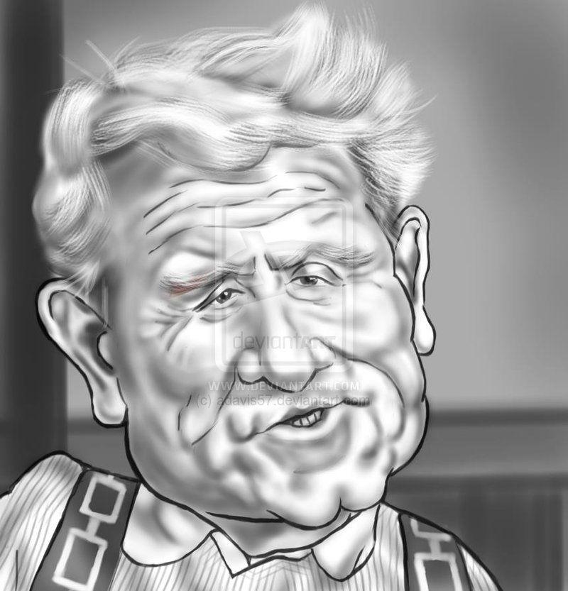 Spencer Tracy by ~adavis57 on deviantART