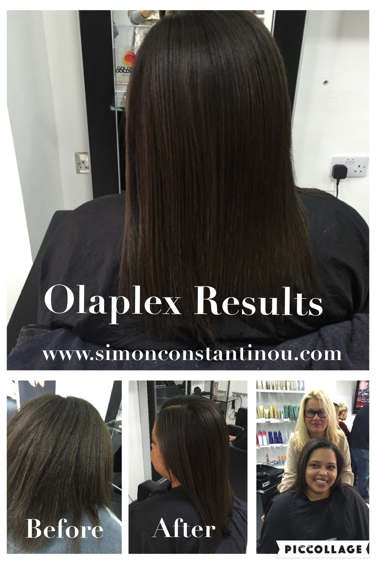 The Olaplex Results On Afro Caribbean Hair Are Awesome This Client