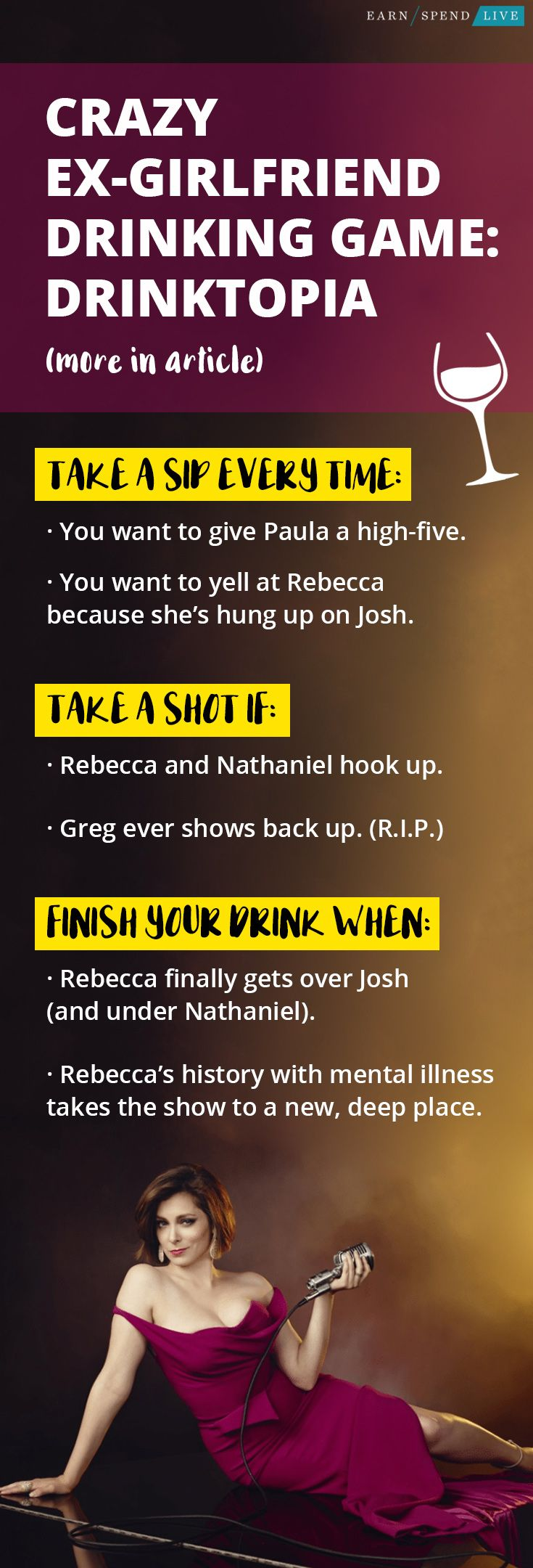 Drinking games hook up