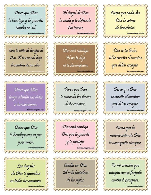 Versiculos Biblicos De Promesas De Dios: 8 Tarjetas De Bendicion A Sin Texto