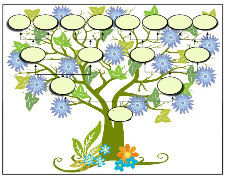 Mon Arbre Genealogique D Enfant 1 Et 2 Et 3 Doudous Patrons