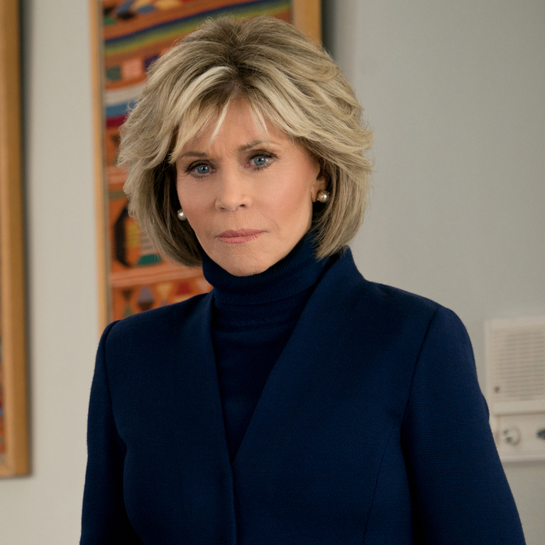 "Jane Fonda Says She Had a ""Nervous Breakdown"" During Season 1 of 'Grace and Frankie'"
