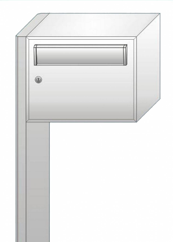 Albo Brievenbus 544/D/515 - Design Brievenbus en Tuin