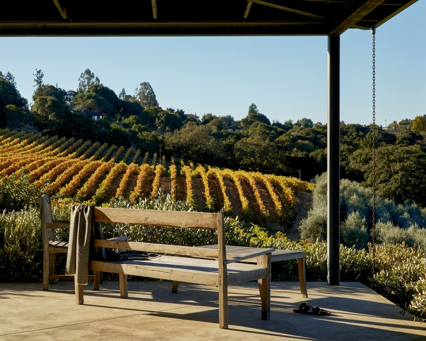 The Winemaker\'s Life: A Garden Idyll in Northern California | Gardens