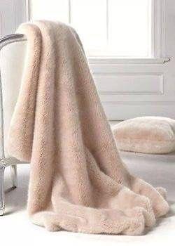 Flauschige Decken Von Himmel Auf Warm Kissen Decken Plusch