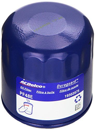 Acdelco Pf48e Professional Engine Oil Filter Volkswagen Routan Oil Filter Filters