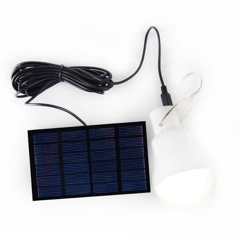 Solar Powered LED Lamp Solar powered lights, Solar power