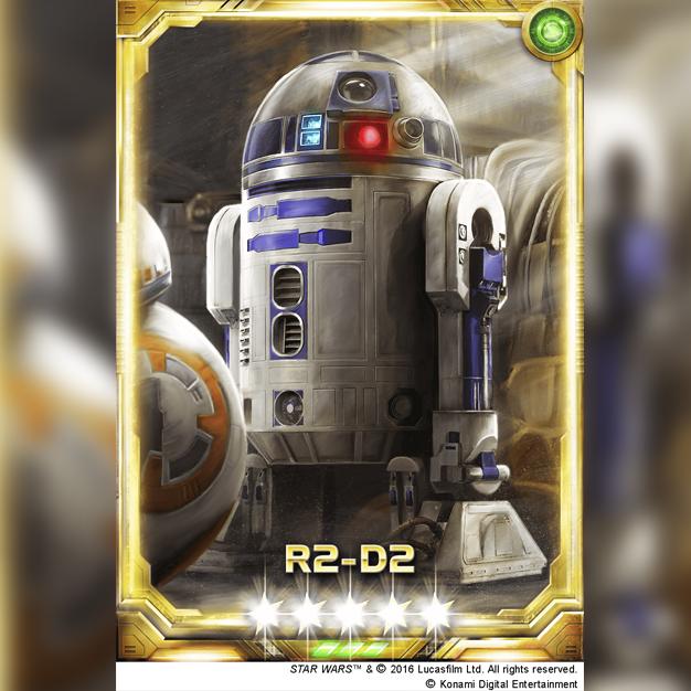 Card R2-D2