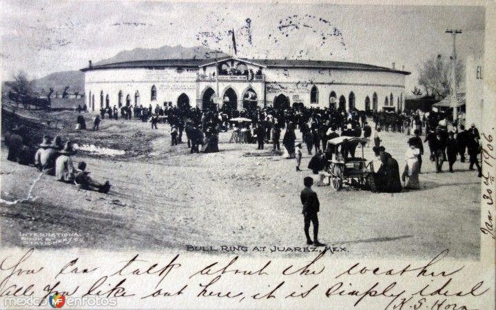Plaza de Toros Circa 1907