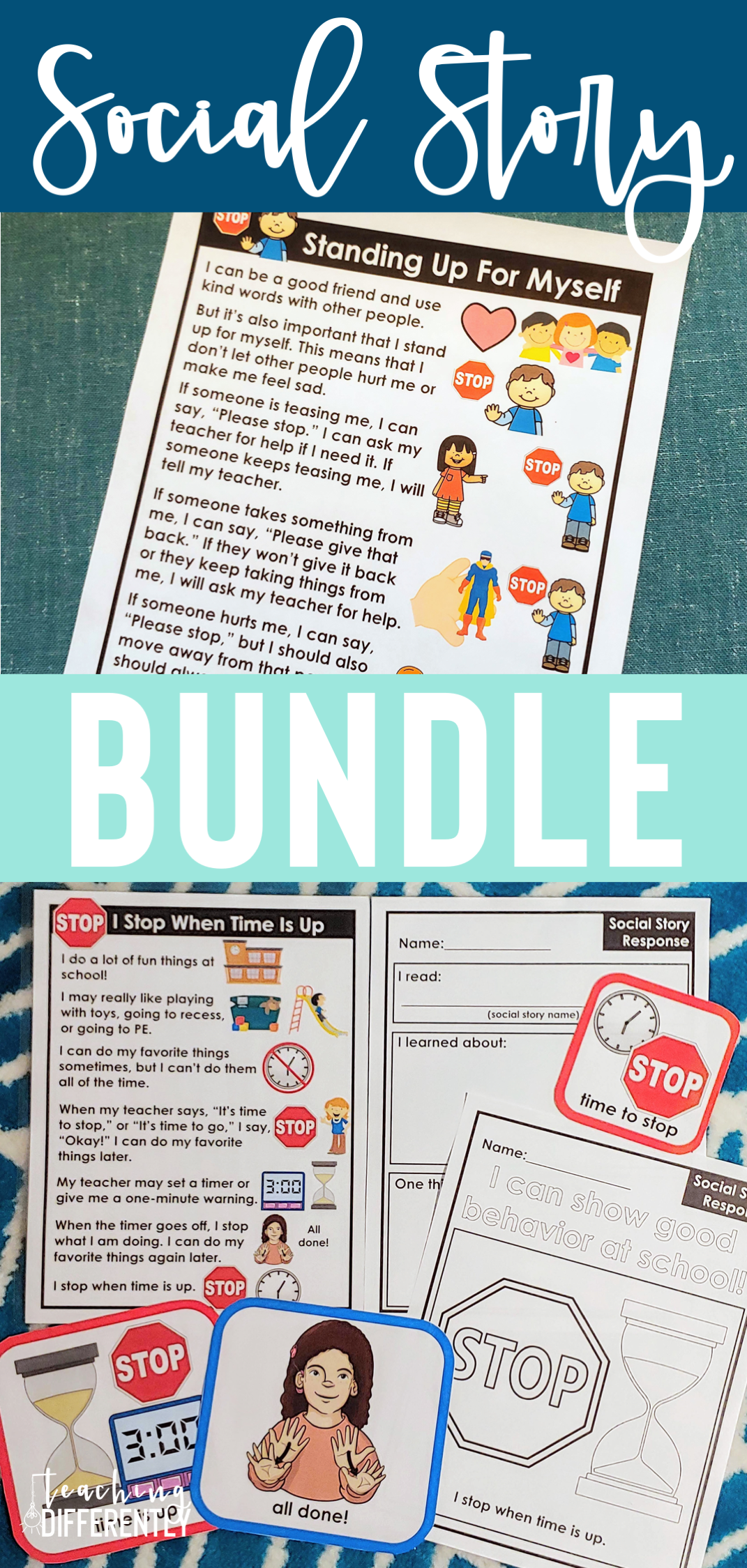 The Really Big Social Story Growing Bundle Is A Must Have
