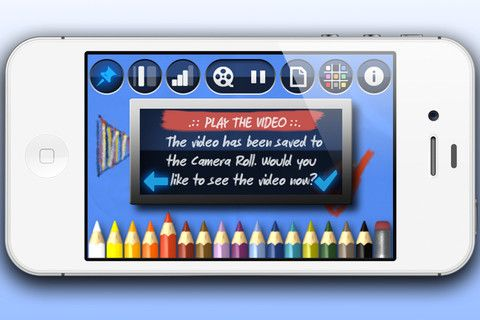 Draw and Show ($1 99) Share your drawing talent in a whole