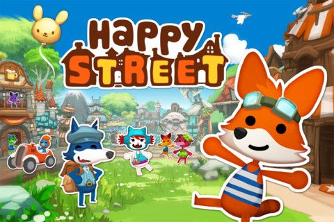 Happy Street ↖(^▽^)↗