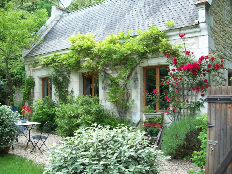 Le Poulailler cottage for rent Loire Valley, France