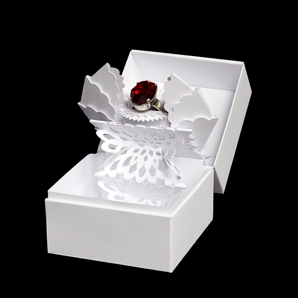 Jewelry Box Concept for Highcon