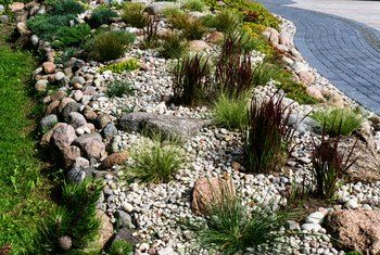 How to Clean Landscaping Rocks