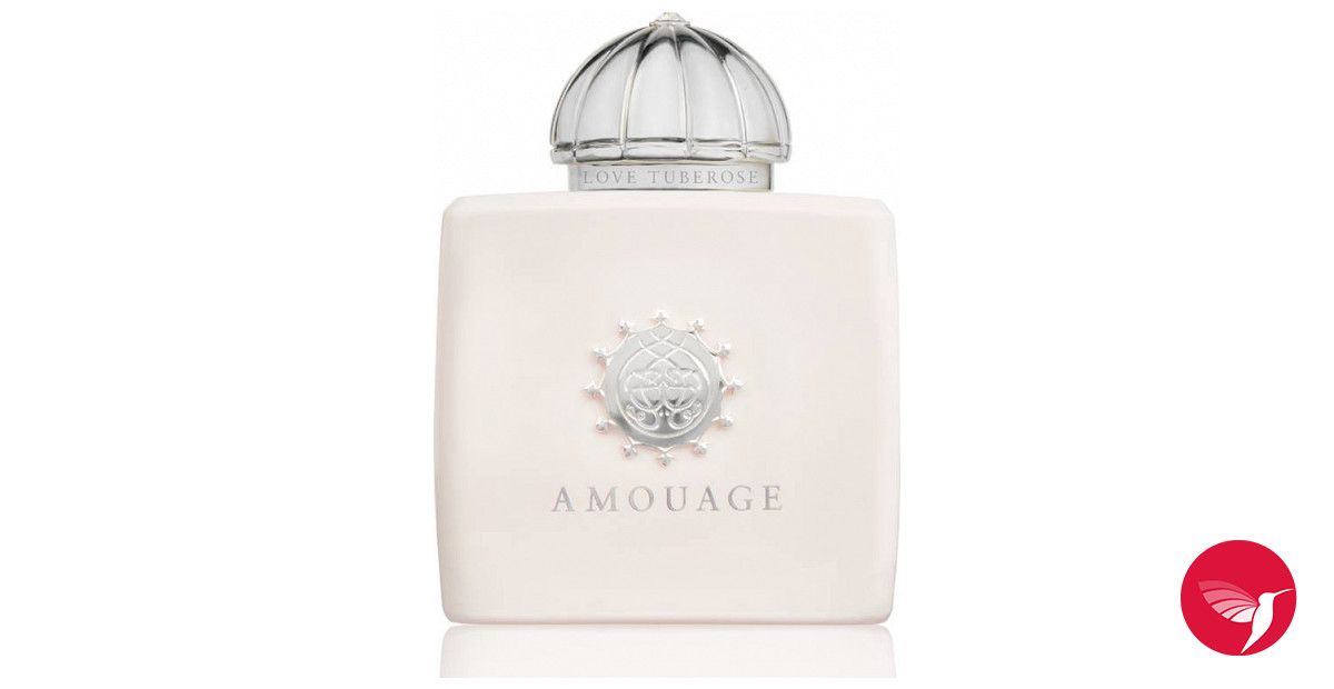 Love Tuberose De Amouage Est Un Parfum Floral Fruité Gourmand Pour