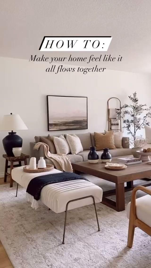 Creating Cohesion in Your Home