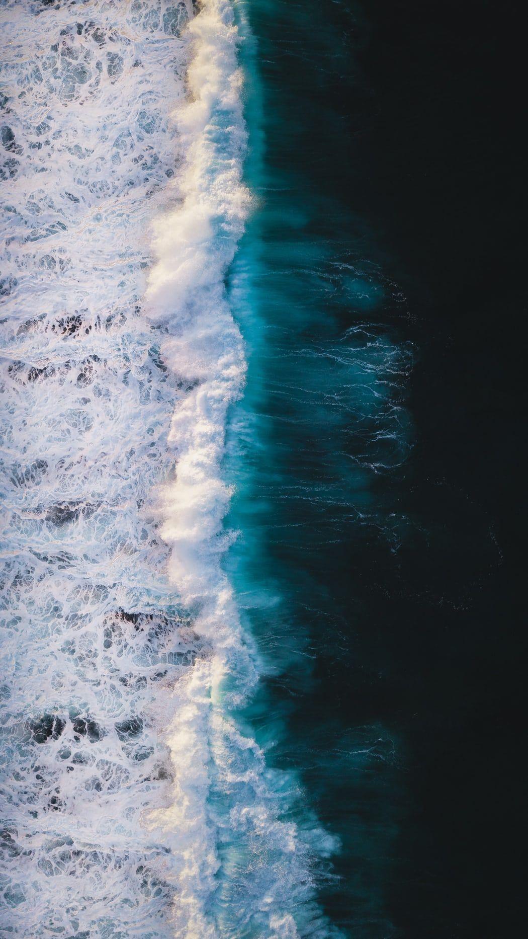 Water Outdoors Nature And Ocean Hd Photo By Jan Antonin Kolar Jankolar On Unsplash Ocean Wallpaper Ocean Aesthetic Ocean Waves Photos
