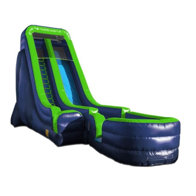 Outdoor Blow Up Water Slides (With Images)