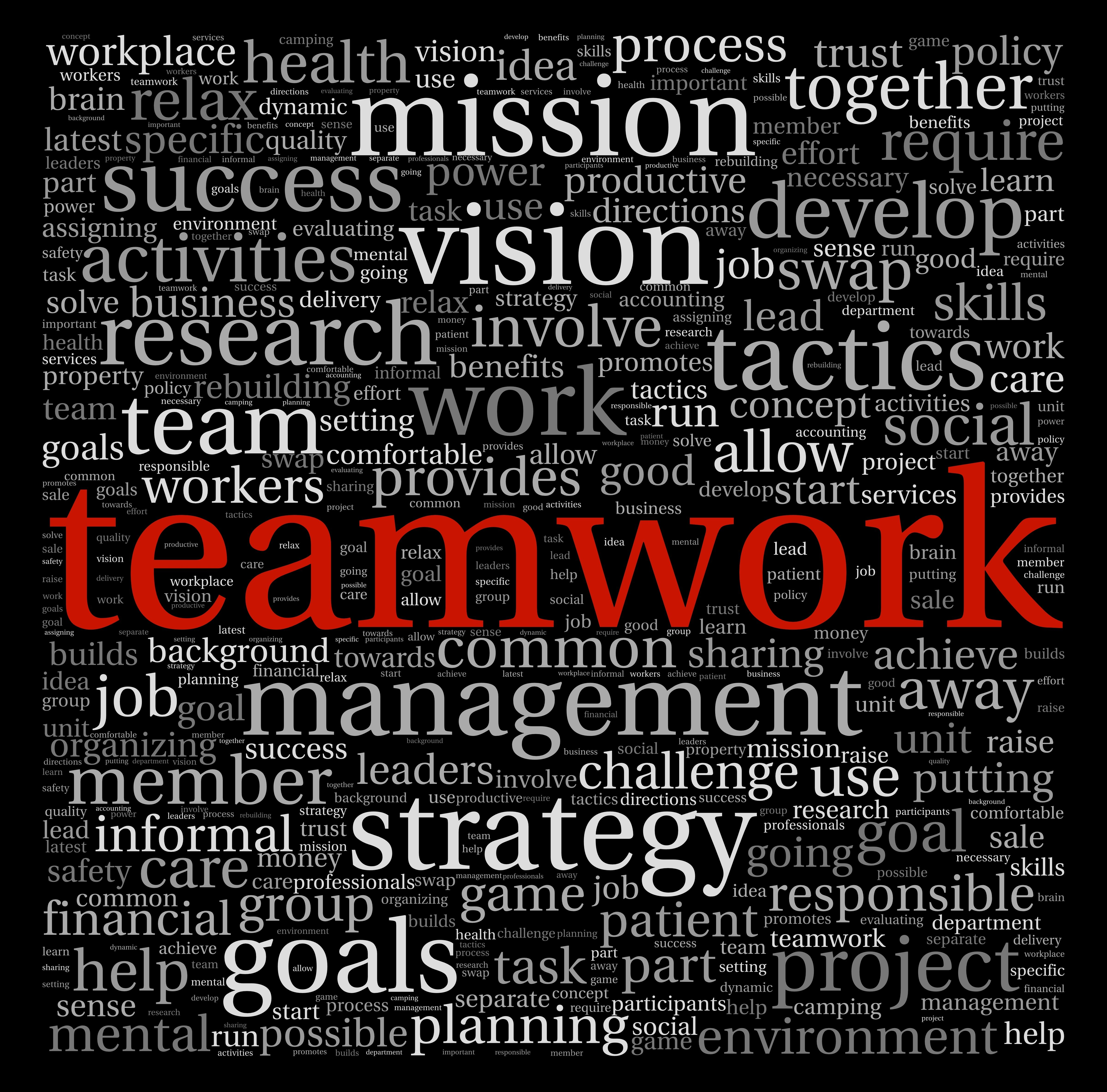 Team Building Is An Opportunity For A Group Of Individuals