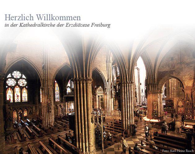 Münster Unsrer Lieben Frau, Freiburg im Breisgau, Germany