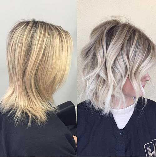 Cool Twenty Moderne Kurzhaarschnitte Aschblond Hair Hair Styles