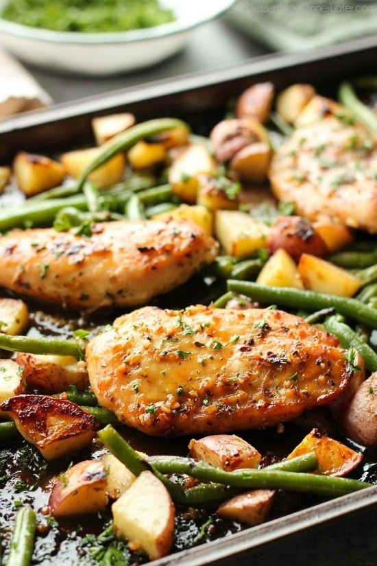 17 Amazing One-Pan Dinners for Busy Nights
