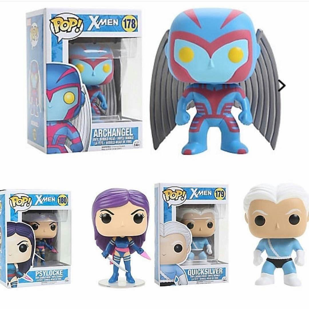 Funko Marvel X-Men Dorbz Psylocke Vinyl Figure NEW Toys Collectibles Marvel