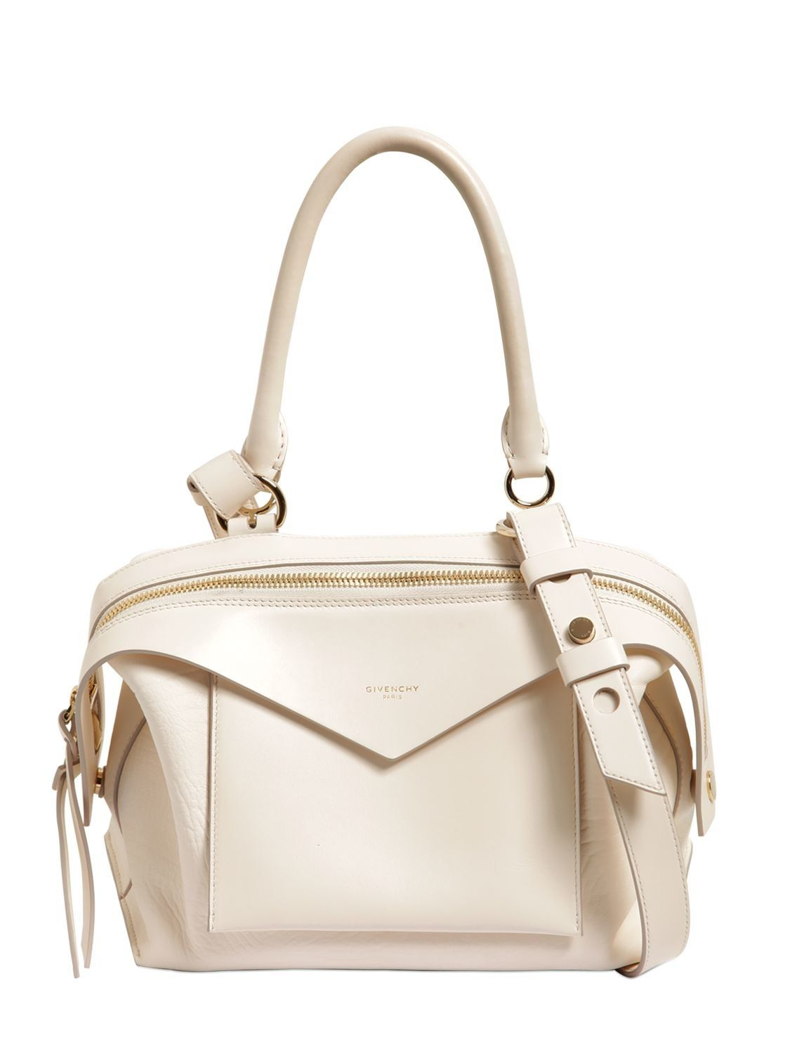 GIVENCHY SMALL SWAY LEATHER TOP HANDLE BAG.  givenchy  bags  shoulder bags  hand  bags  leather   71021f7d02fae