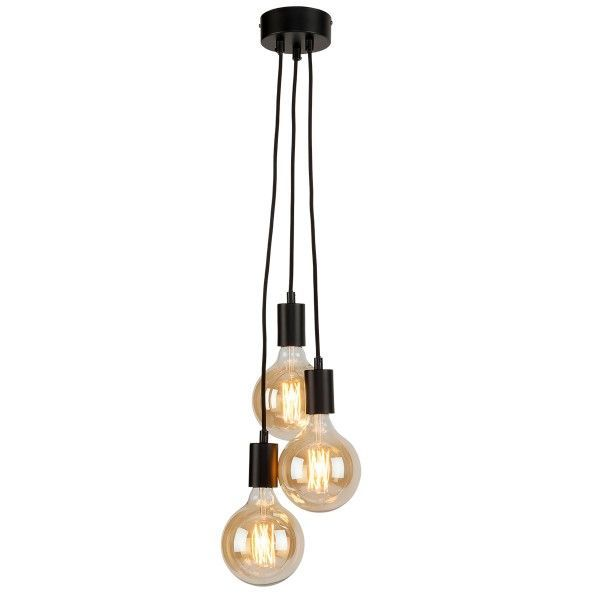 Oslo H3 hanglamp zwart | It\'s about Romi | verlichting | Pinterest ...