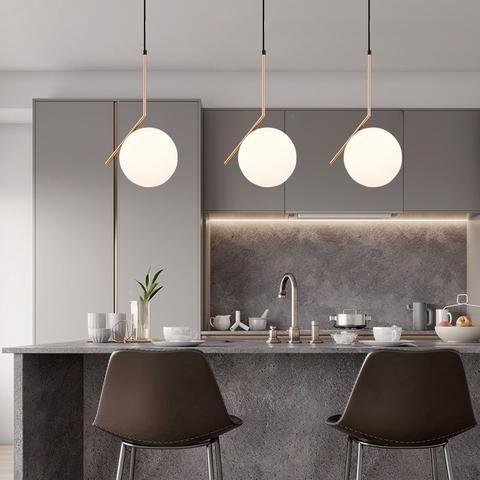 Modern loft Monkey led Pendant Light Lamp