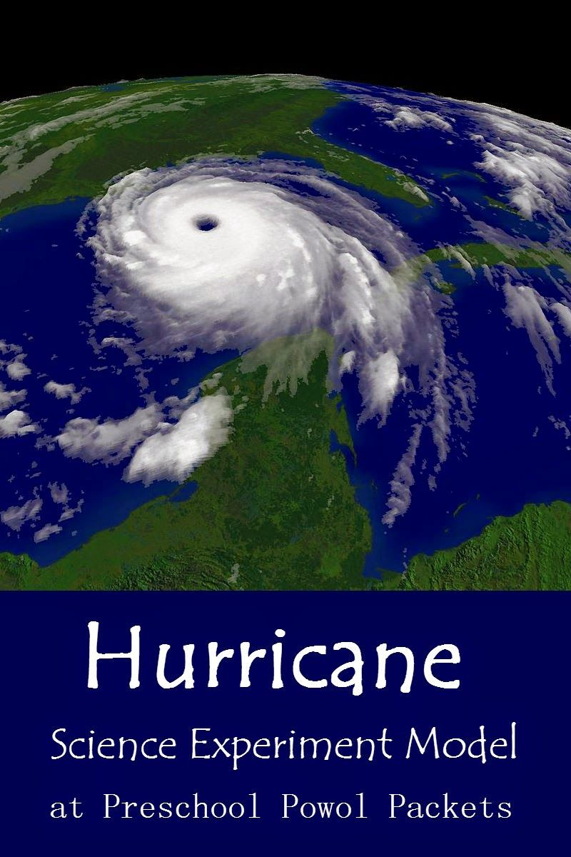 Hurricane Model Science Experiment