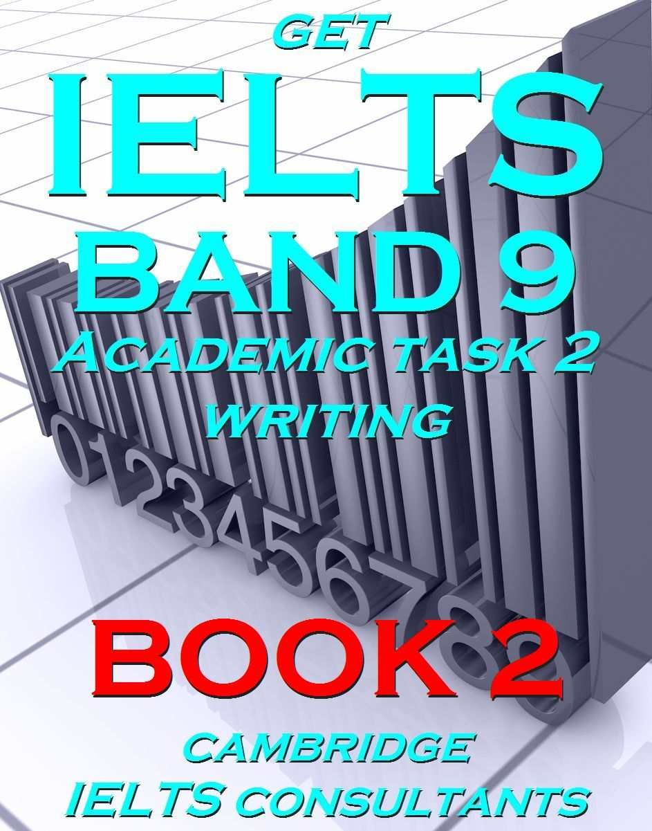 GET IELTS BAND 9   In Academic Writing   BOOK 2   Essay Planning EBook: