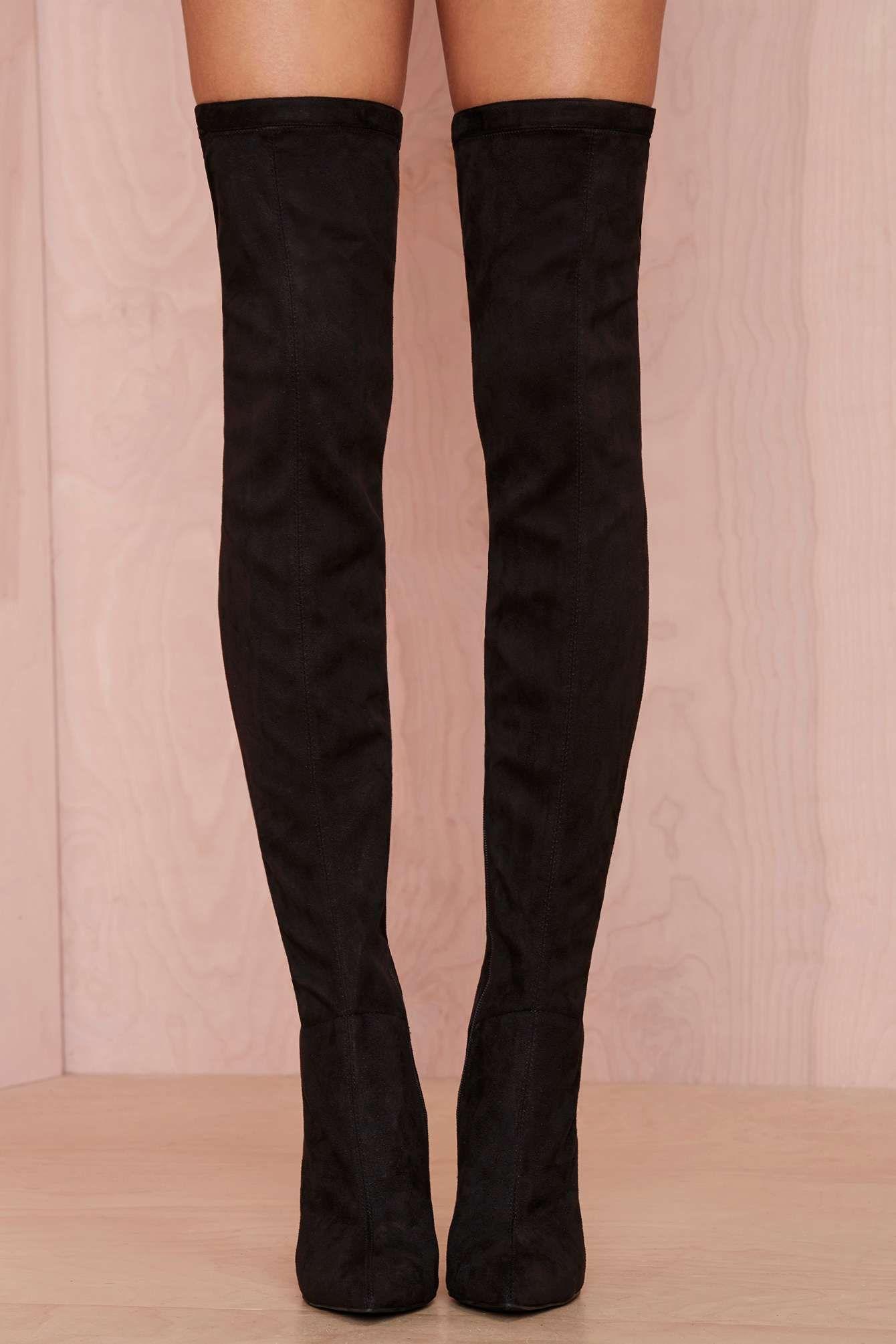 Shop Thigh High Boots